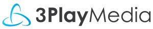 3Play Media logo.